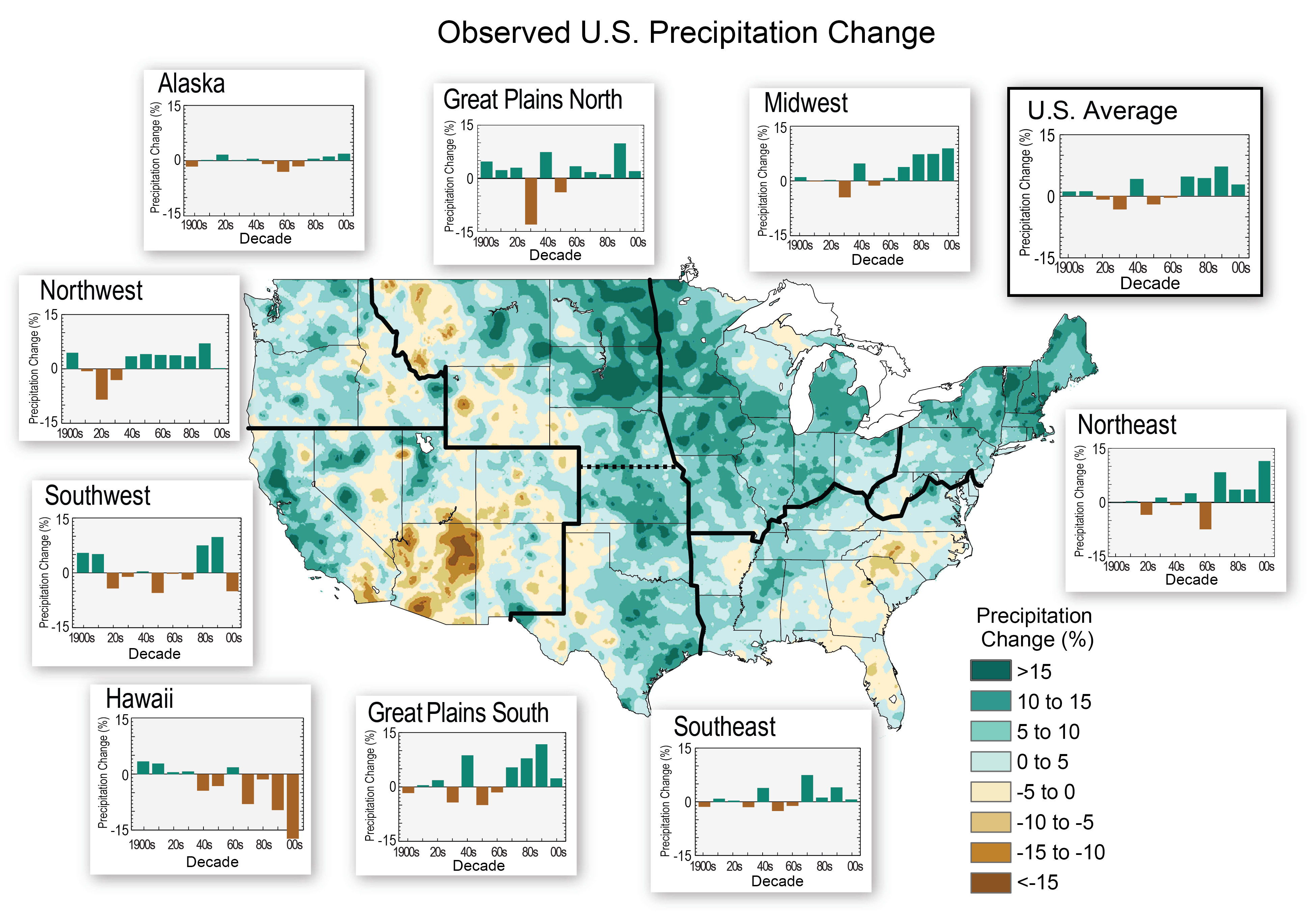 NCA3 Data :: North Carolina Institute for Climate Studies