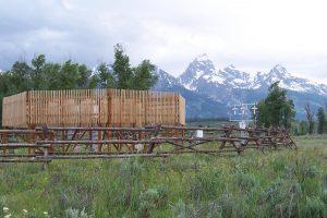 USCRN station Gran Teton