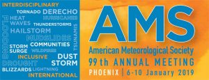 Logo for AMS 2019 Annual meeting