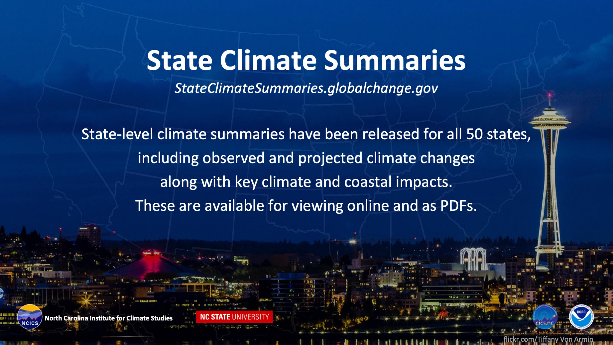 State Climate Summaries