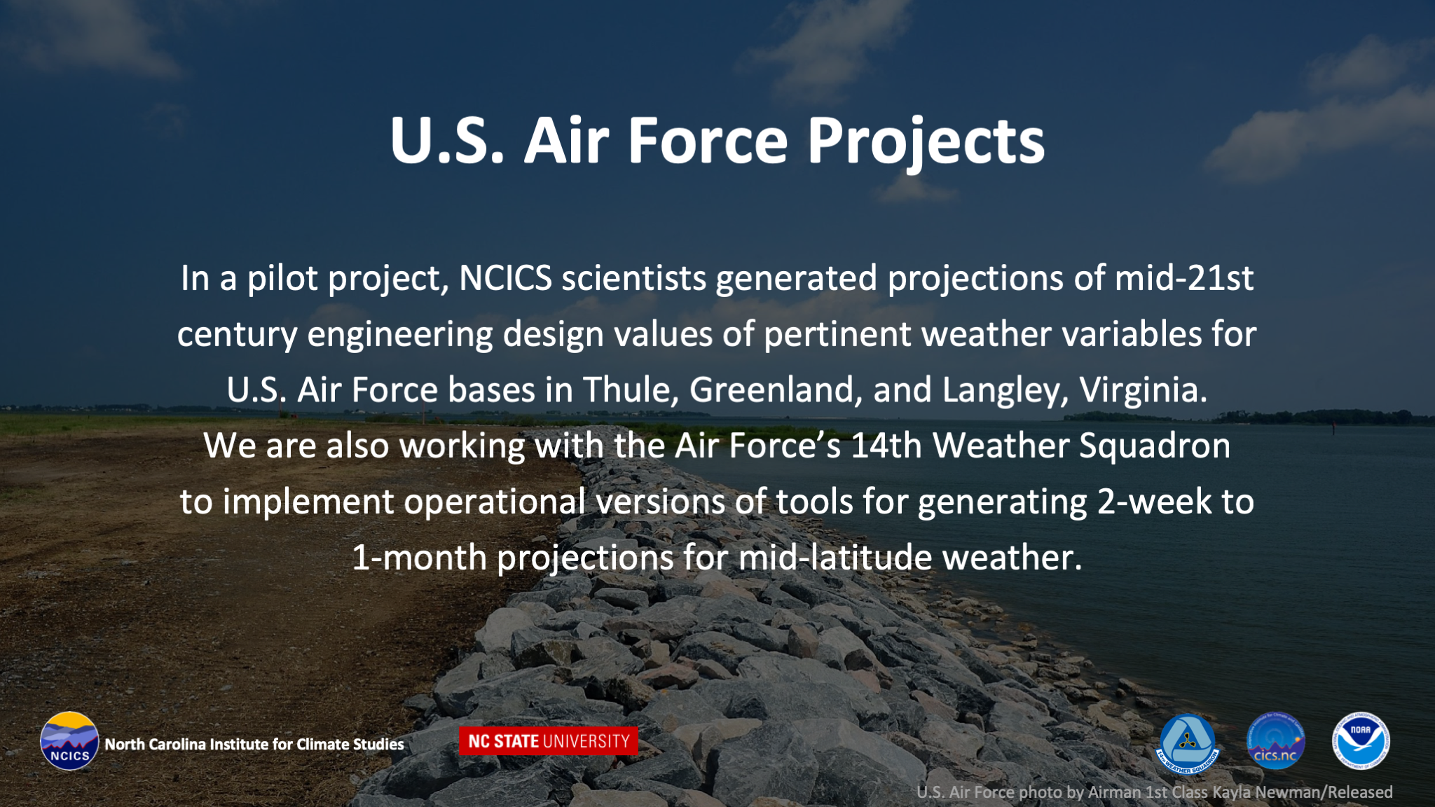 US Airforce Projects