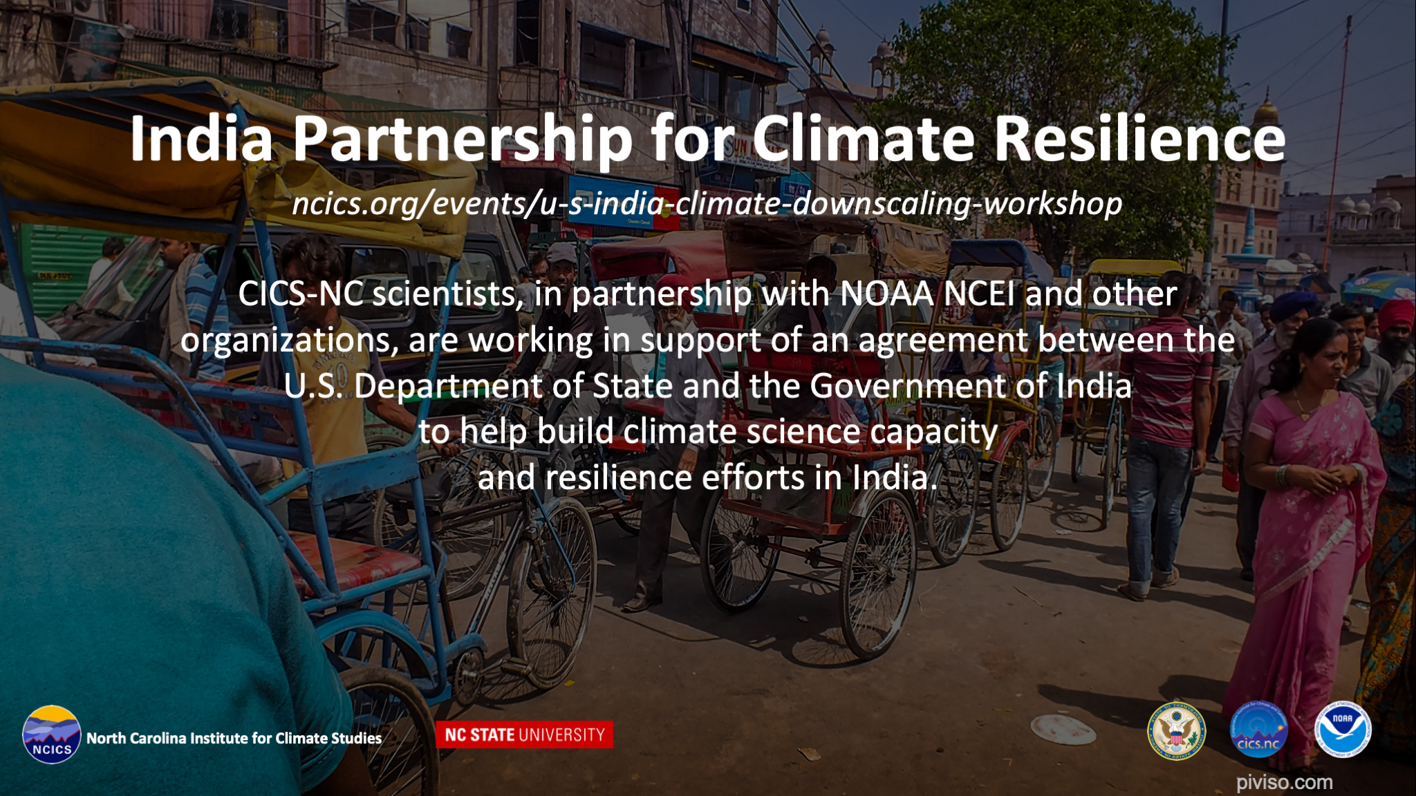India Partnership for Climate Resiliency