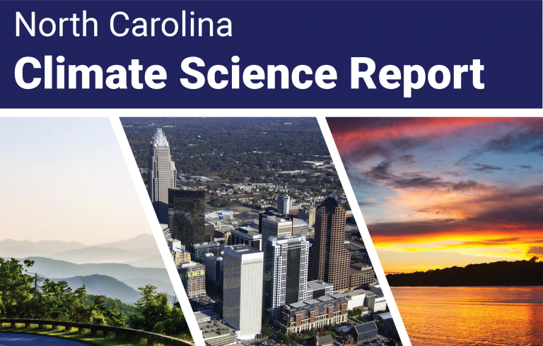 NC Climate Science Report