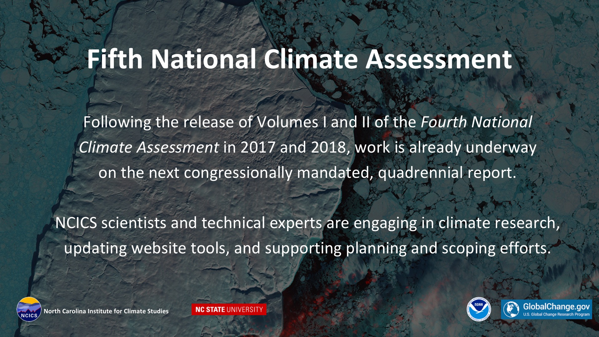 Fifth National Climate  Assessment