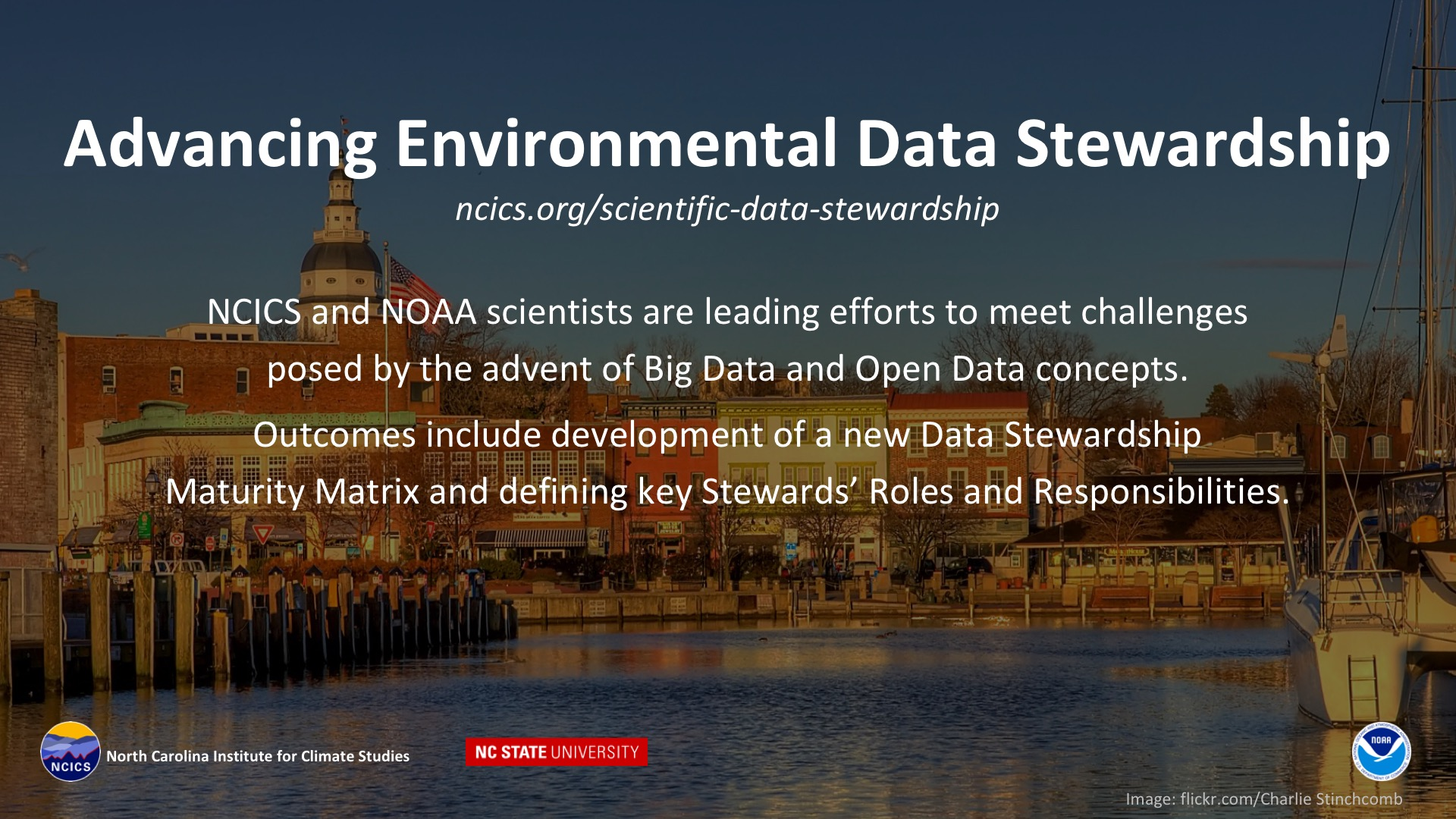 Environmental Data Stewardship