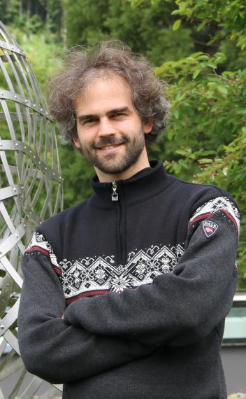 Photo of Dr. Jakob Runge